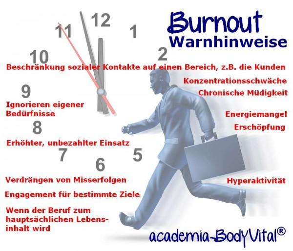 Prämie >39€: AktivKurs EFT bei Burnout