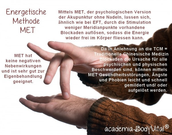 MET & EFT Seminar