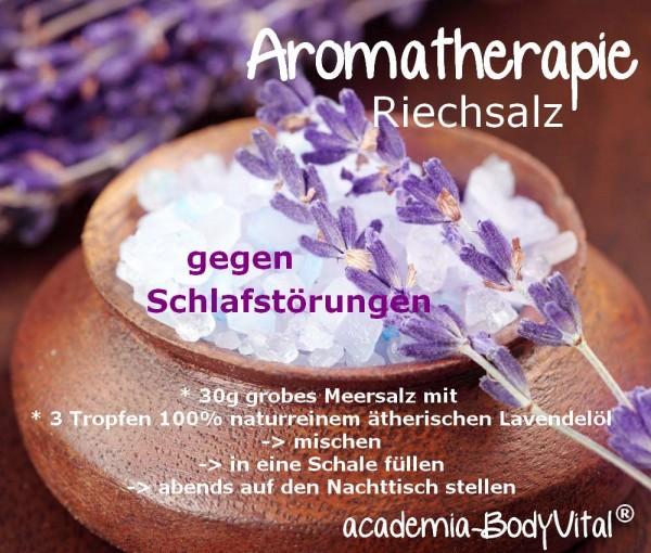 Aromatherapie Basiskurs